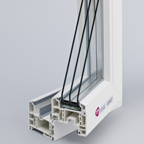 Pvcfönster Termo Modern