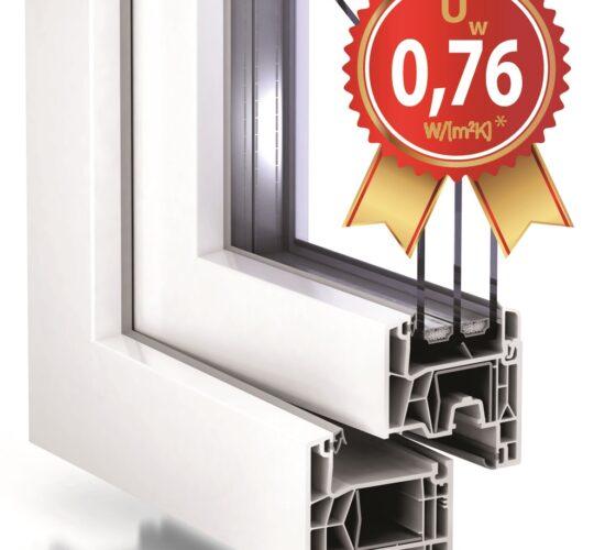 Pvc-fönster Termo Modern