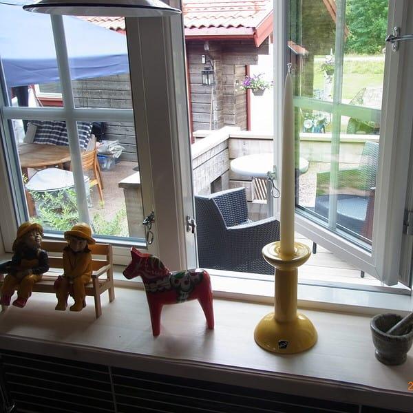 Termo Nordic allmogefönster pvcfönster