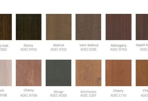 Wood colour