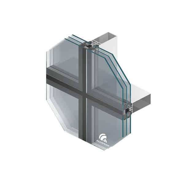fasadglasning glasvägg